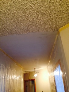 We do stucco removal.